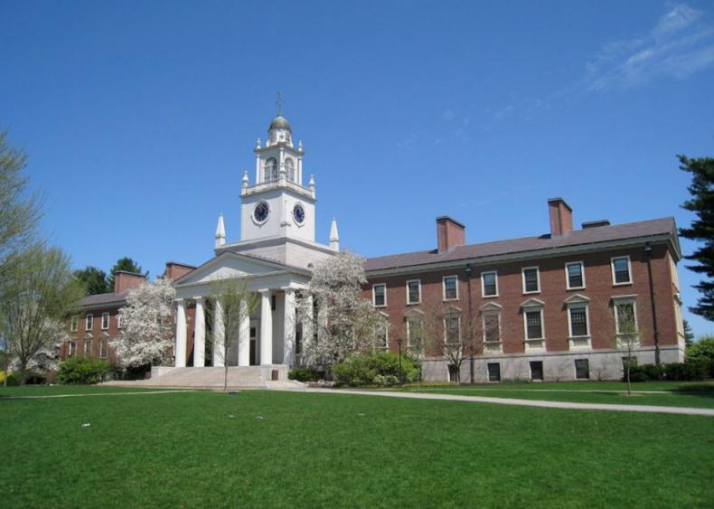 Massachusetts: Phillips Academy