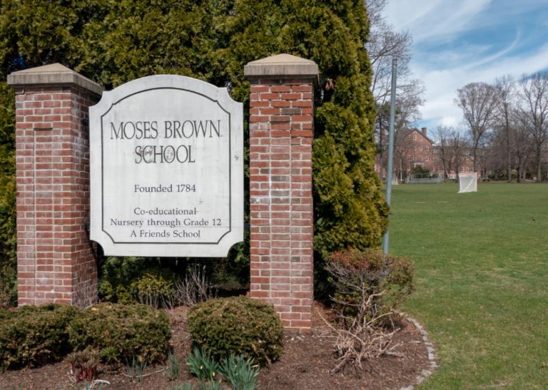 Rhode Island: Moses Brown School
