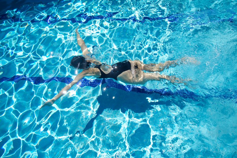 swimming, mental health, breakdown, recovery