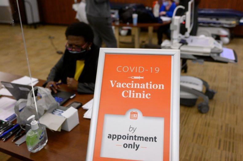 Pittsburgh COVID-19 vaccine center Pennsylvania December 2020
