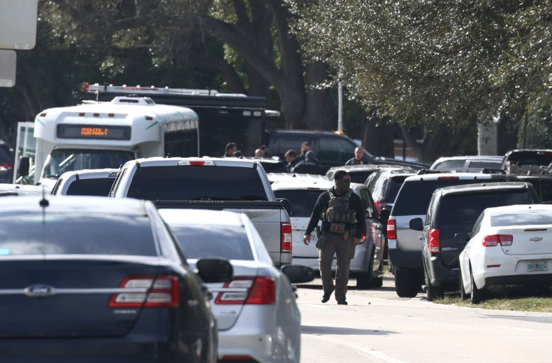 FBI agents shot in Sunrise, FL