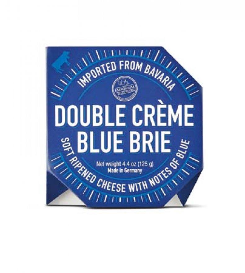 Emporium Selection Double Créme Blue Brie