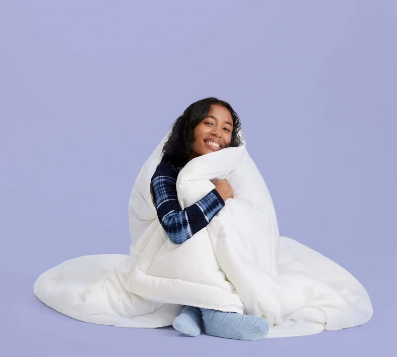 Buffy Breeze Comforter Recycled Plastic