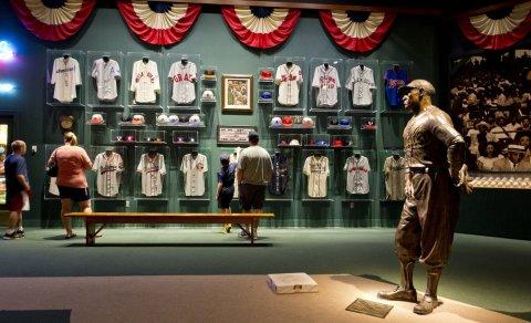 CUL_Map_African American_Negro Leagues Baseball Museum