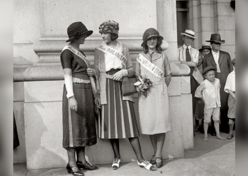 1921: Miss America