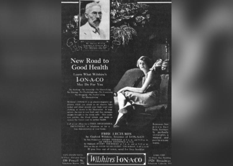 1926: The Ionaco