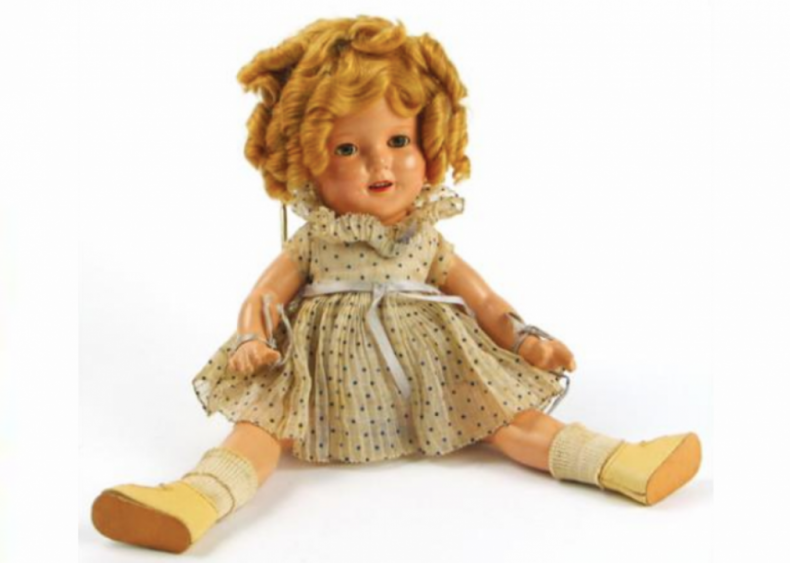 1934: Shirley Temple doll