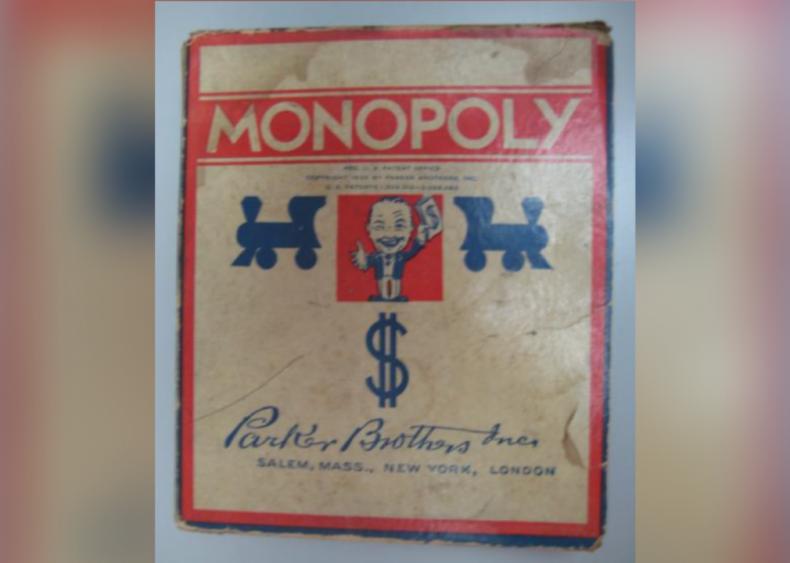 1935: Monopoly