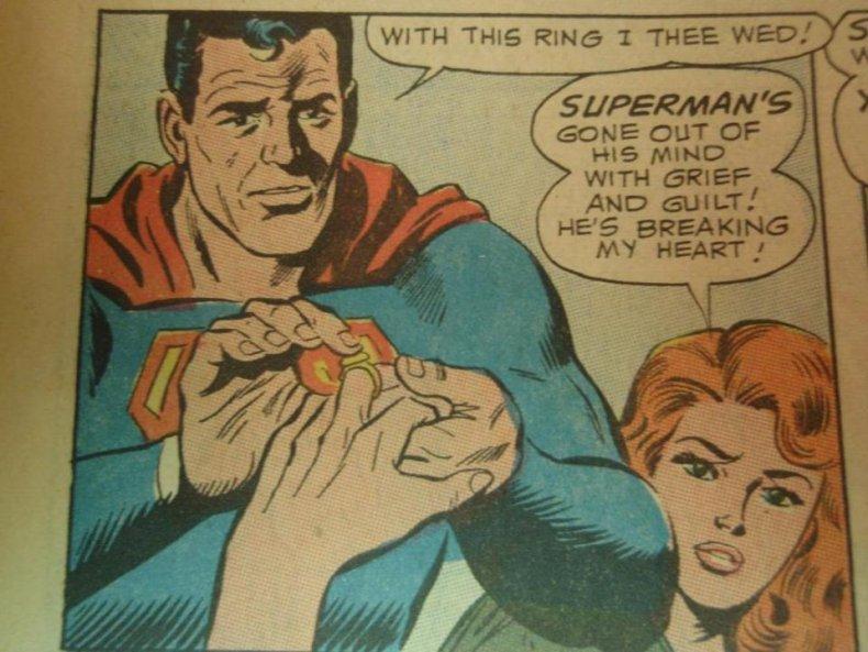 1938: Superman comics