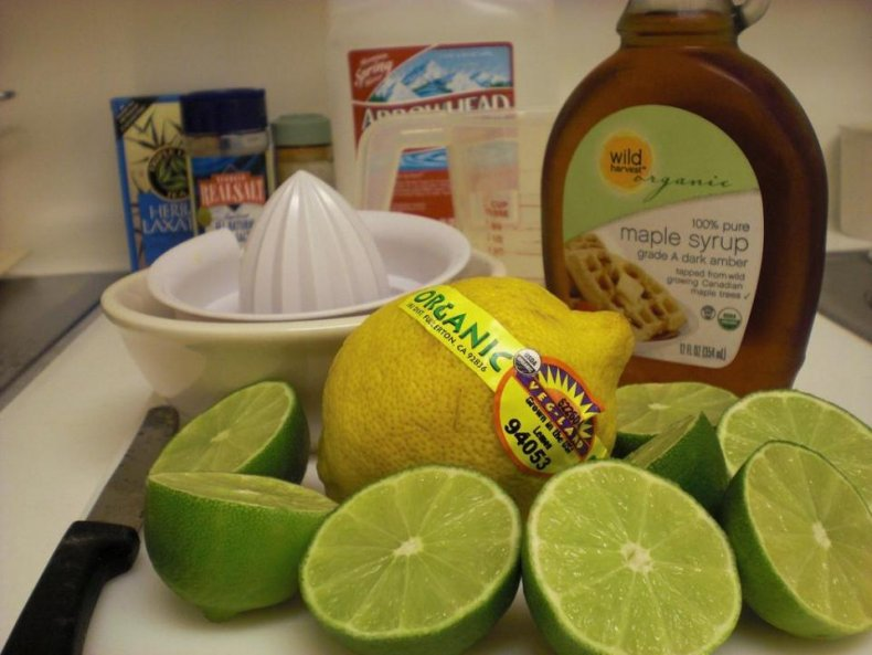 1941: Master Cleanse