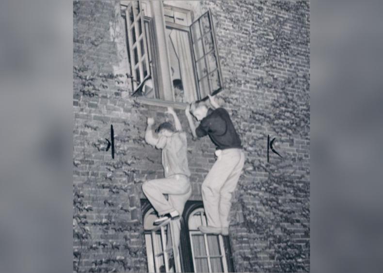 1952: Panty raids