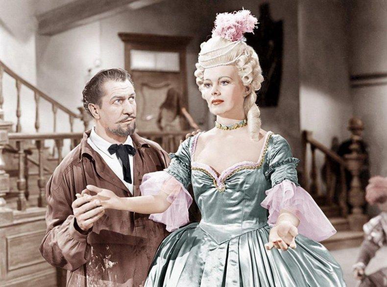 1953: 3D movies