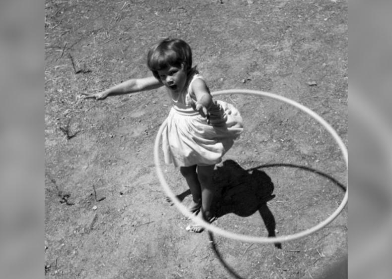 1958: Hula hoop