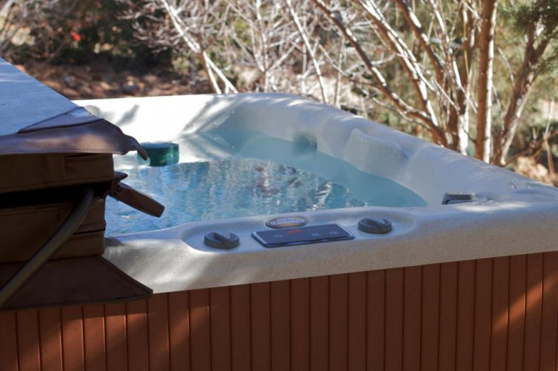 1968: Jacuzzi hot tubs