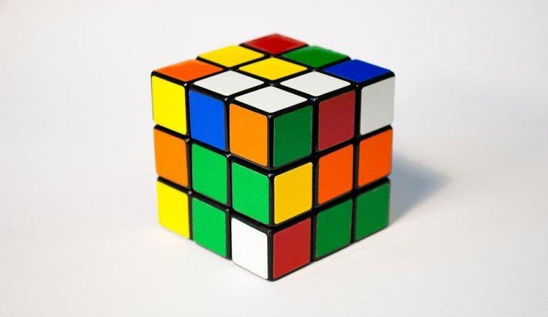 1981: Rubik's Cube