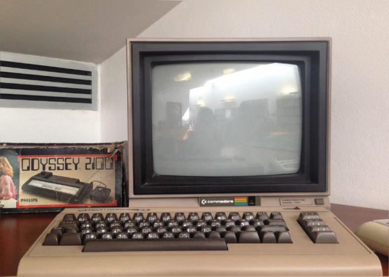 1982: The Commodore 64