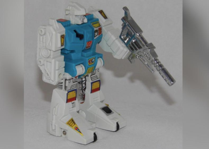 1984: Transformers