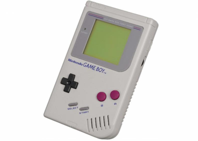 1989: Game Boy