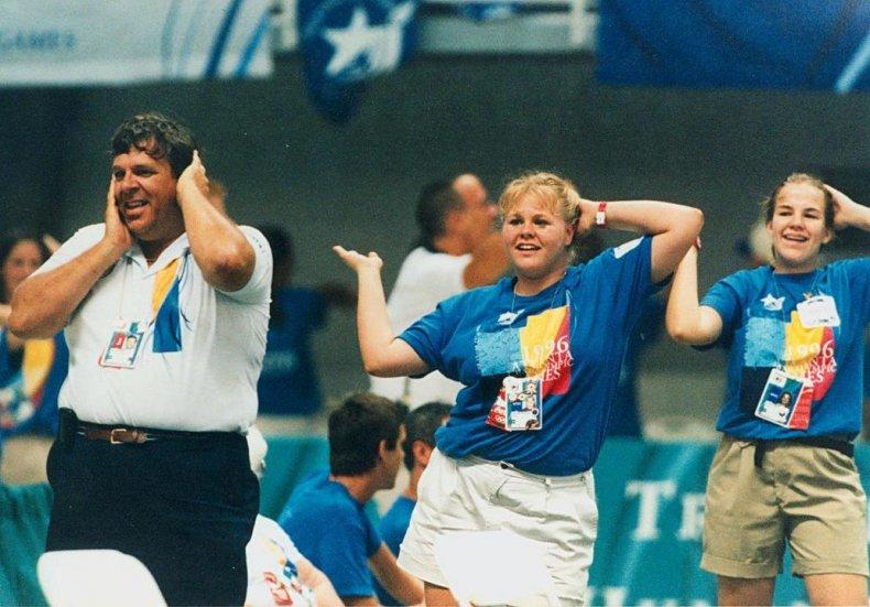 1996: The Macarena