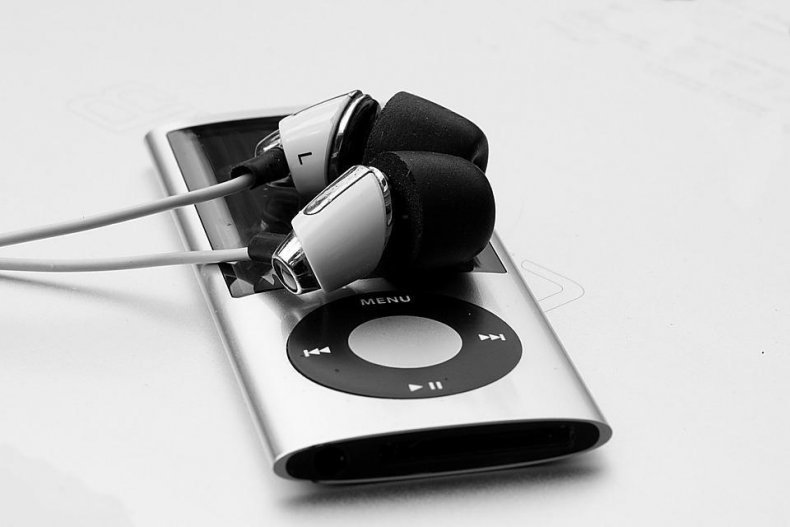 2005: iPod Nano