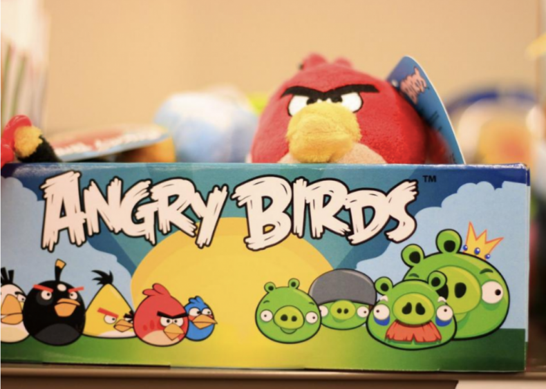 2010: Angry Birds