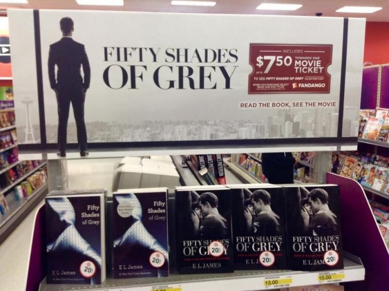 2011: 'Fifty Shades of Grey'