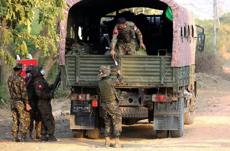 Myanmar's military coup