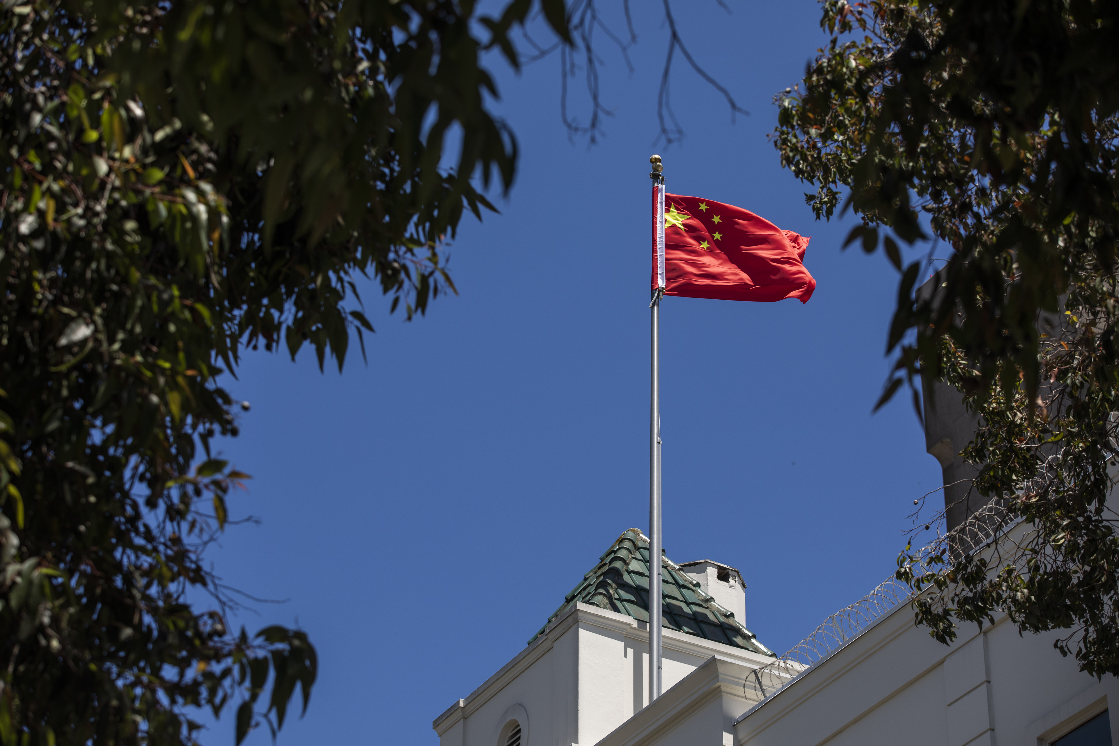 China uses Hollywood in its Information Warfare Campaign | Opinion