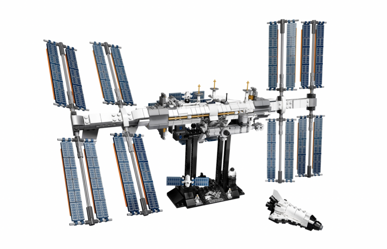 Best valentine's day gifts him Lego ISS