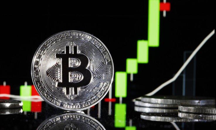 Bitcoin in Paris France January 2021
