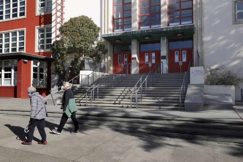 Abraham Lincoln High School In San Francisco