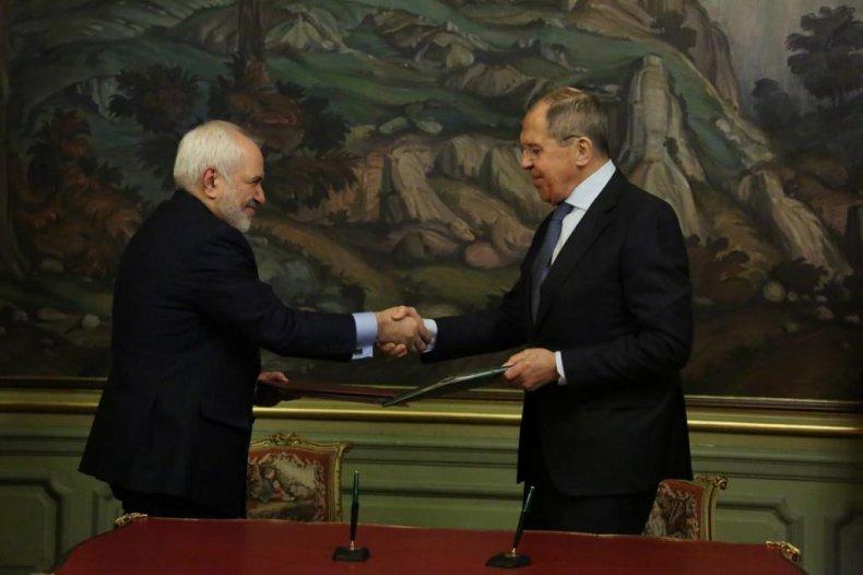 iran, zarif, russia, lavrov, agreement