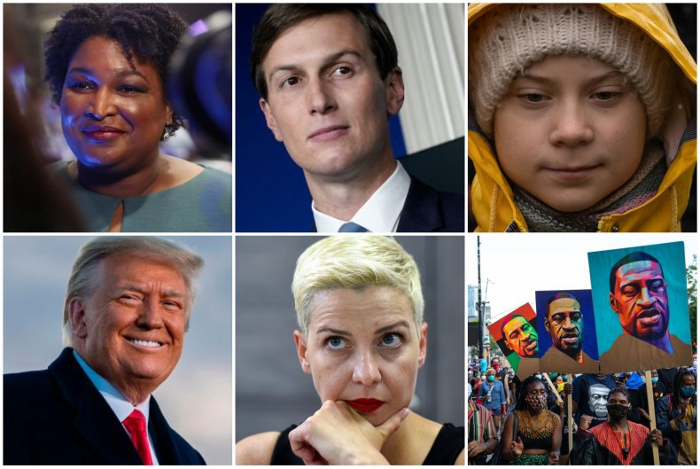 Nobel Peace Prize 2021 nominees