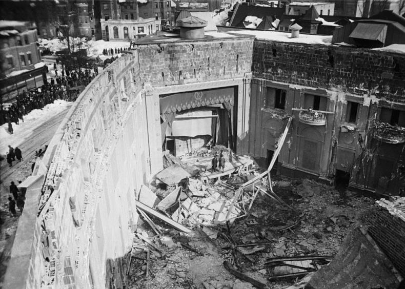 1922: The Knickerbocker Storm