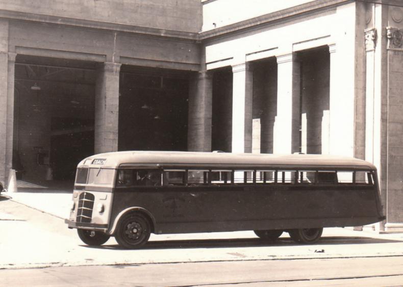 1931: Pleasant Hill Bus Tragedy