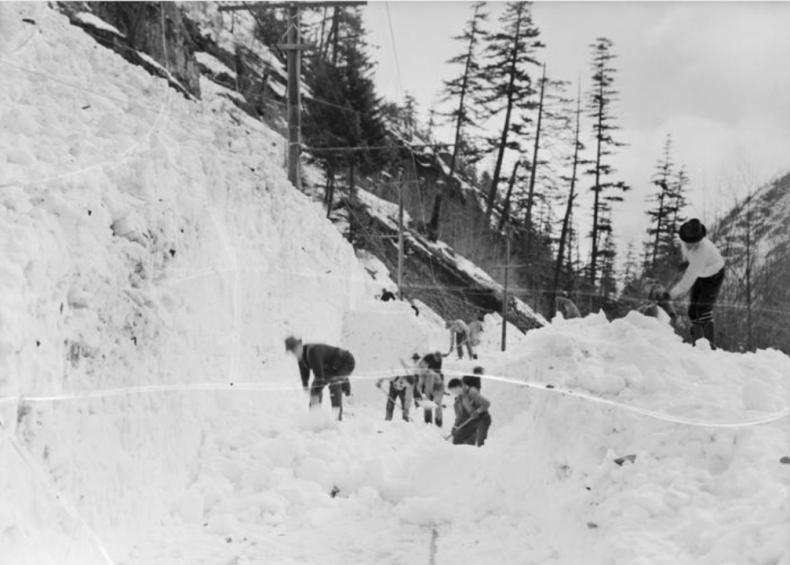 1936: North American Cold Wave