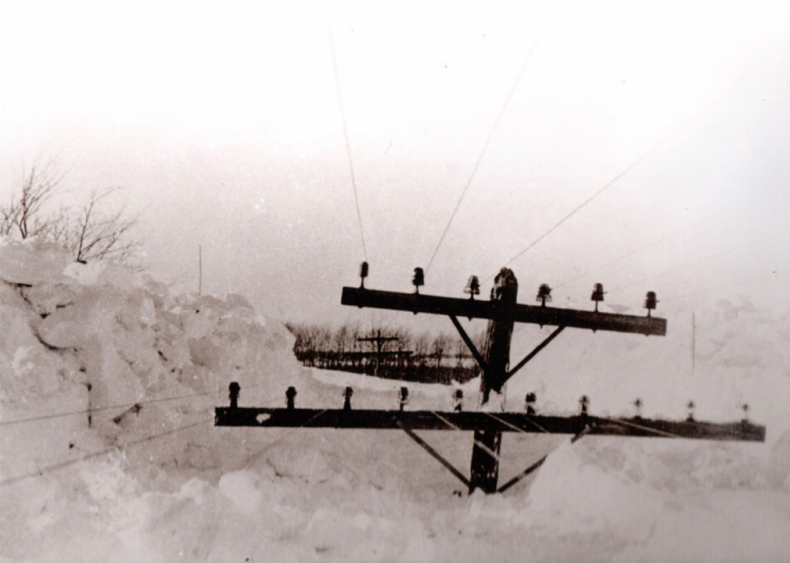 1938: Michigan's great snowstorm