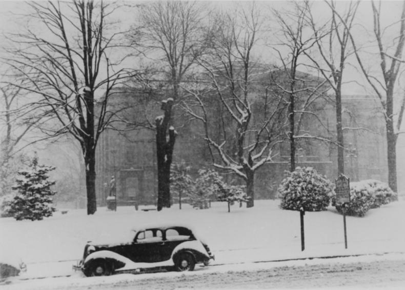 1939: Washoe County snowfall record
