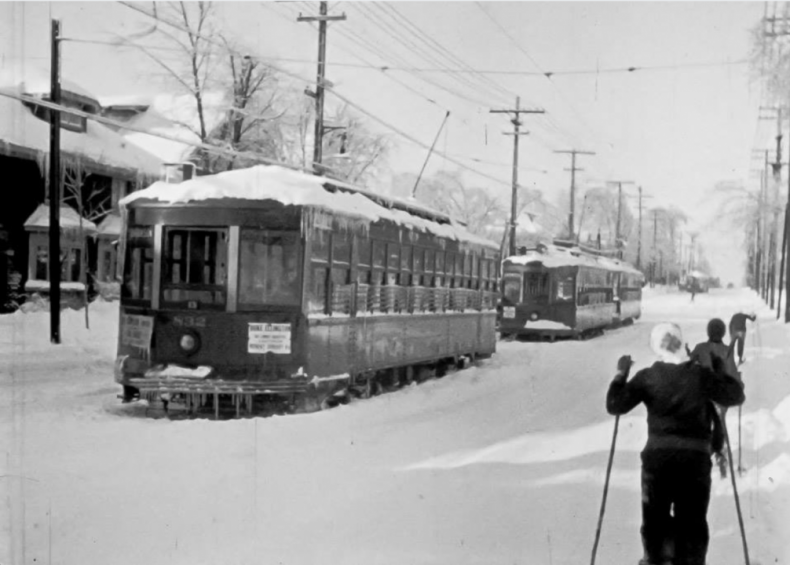 1942: Midwestern New Year's blizzard