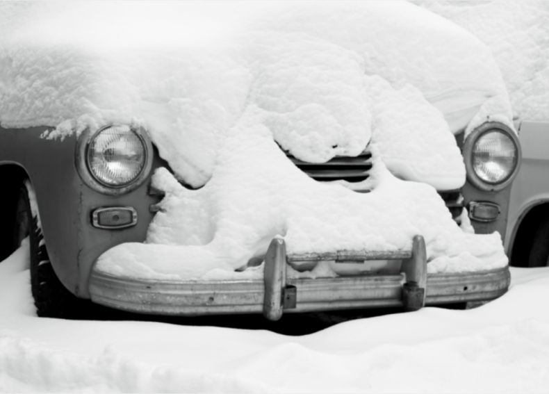 1947: Colorado blizzard