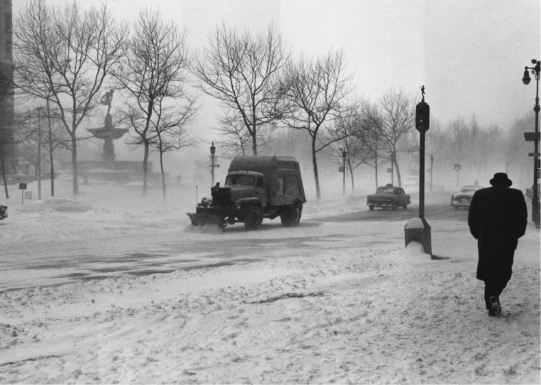 1956: New England storms