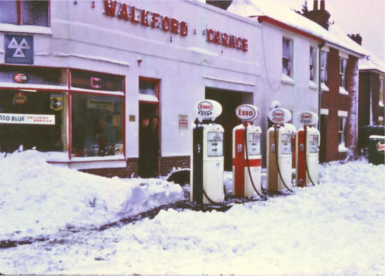 1963: Big Freeze of 1963