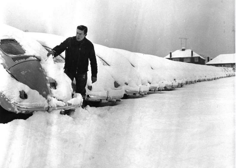 1965: Albany's worst ice storm on record