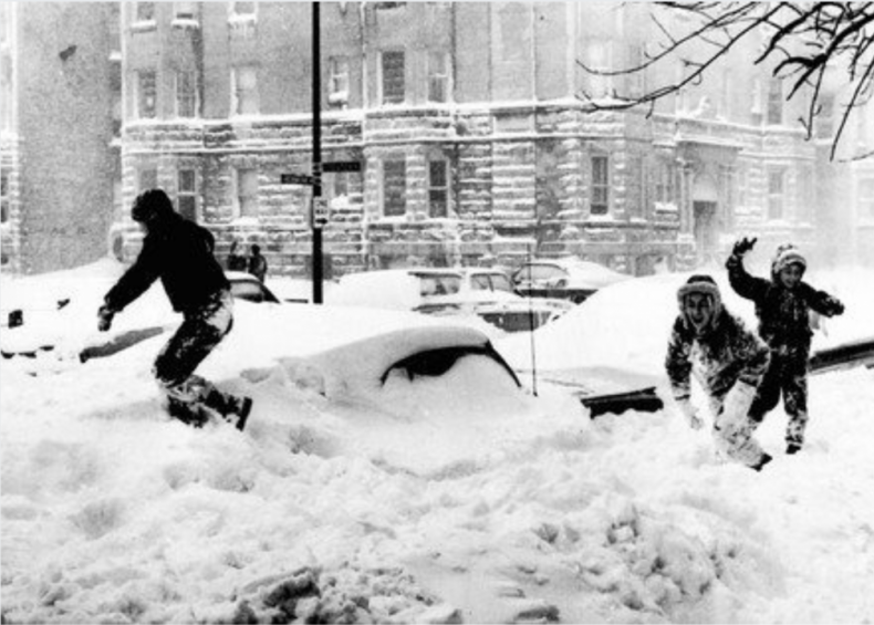 1967: Chicago Blizzard of 1967