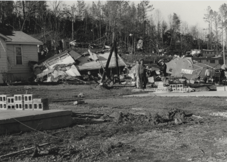 1975: Great Storm of 1975