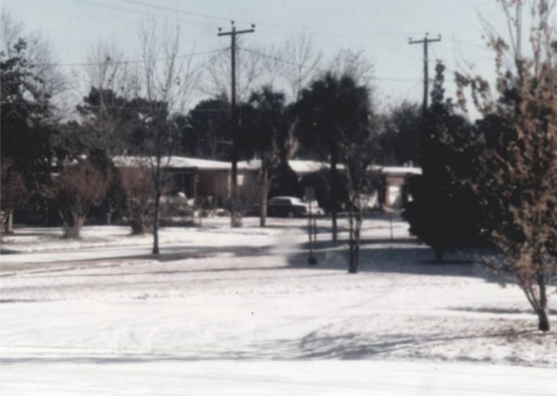 1977: Snowfall in Miami