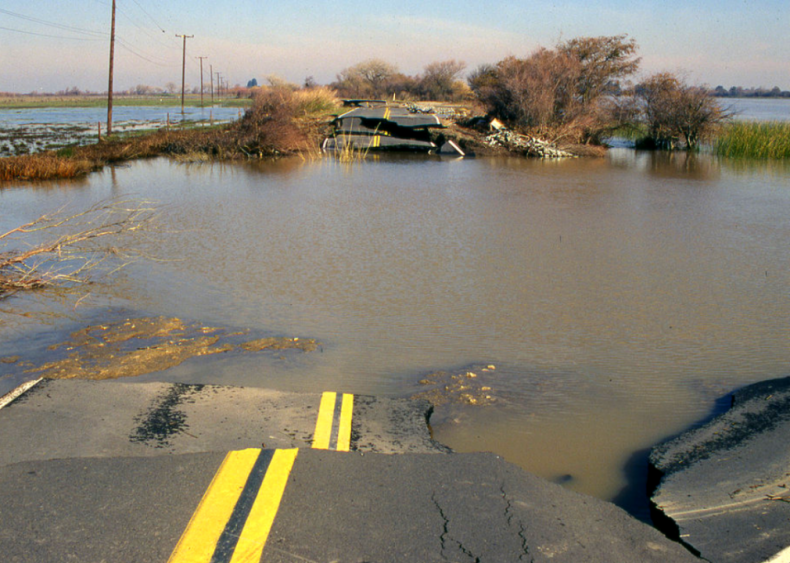 1995: California flooding