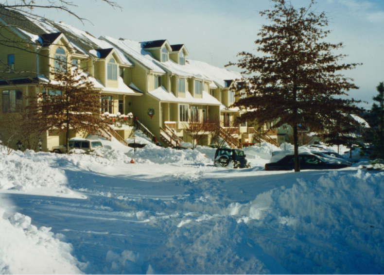 1996: Another East Coast nor'easter