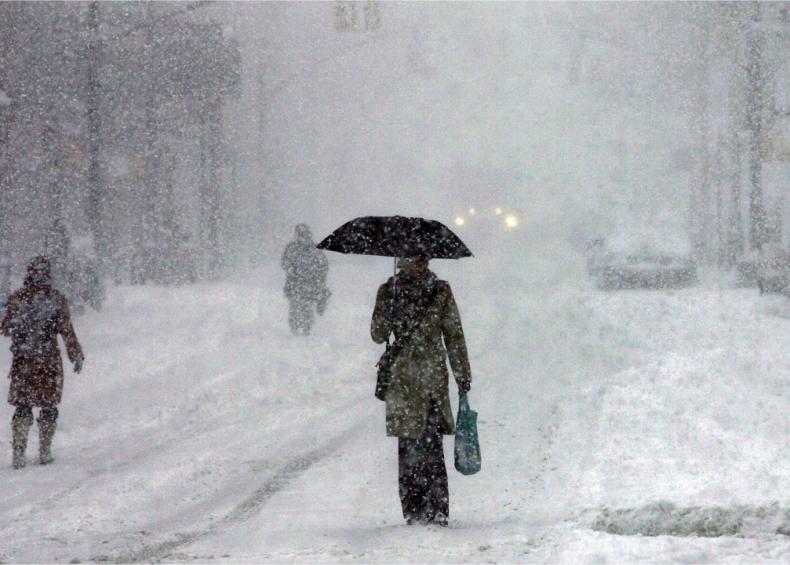 2006: New York City Blizzard of 2006