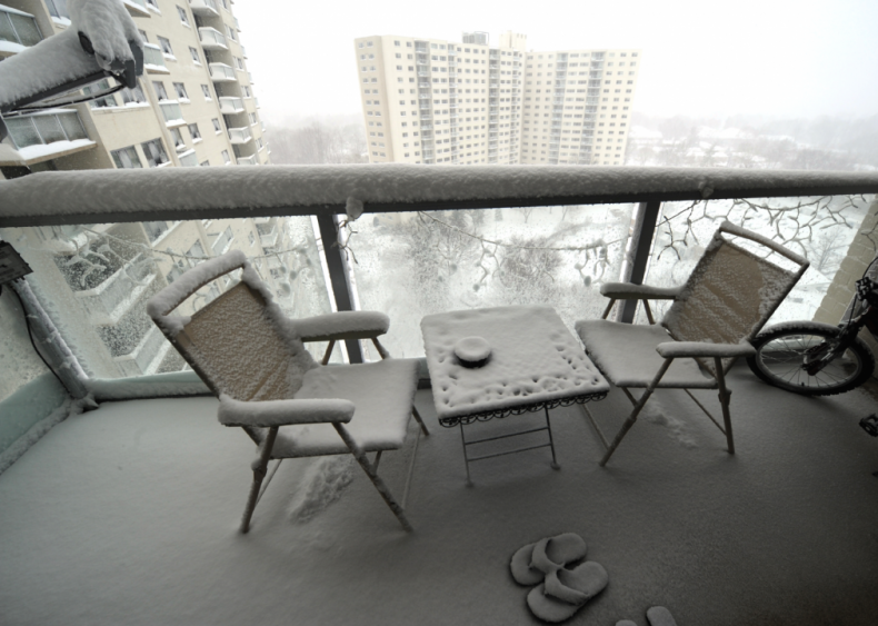 2010: Snowmaggedon in Washington D.C.